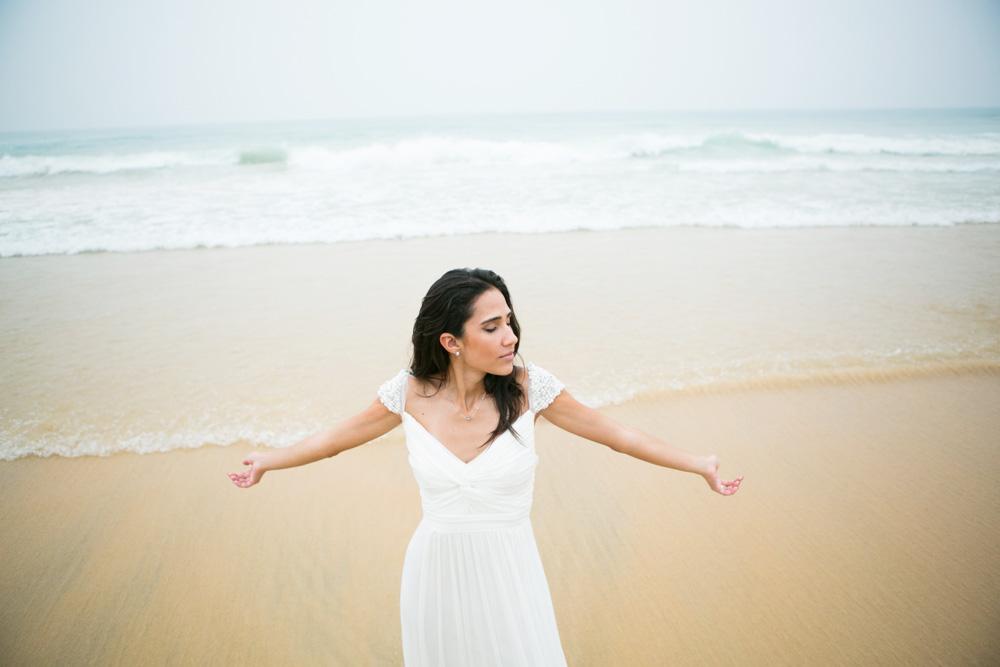 Honeymoon photography  in Kata beach Phuket Thailand.