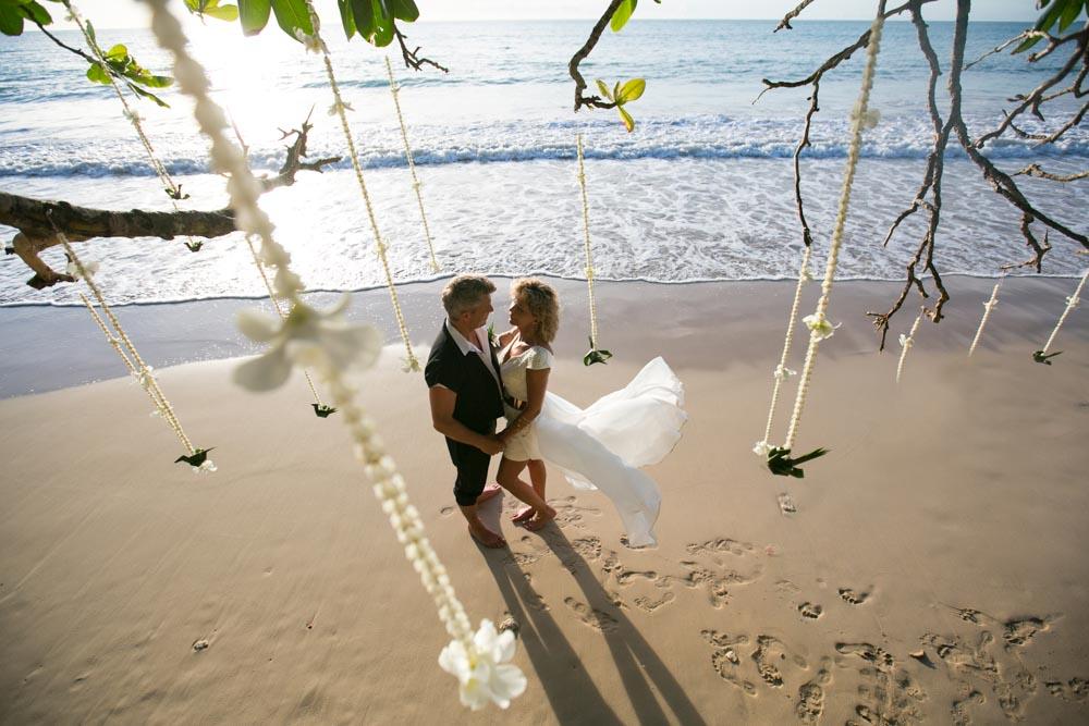 Khao Lak wedding photographer in Thailand.