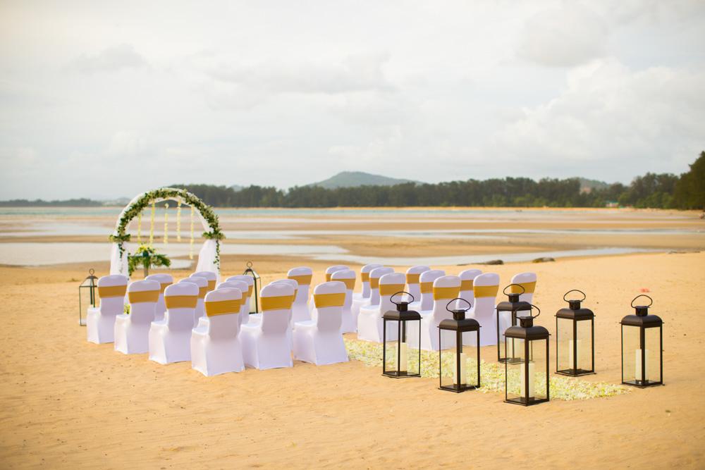 JW Phuket Marriott Resort and Spa, Nai Yang Beach