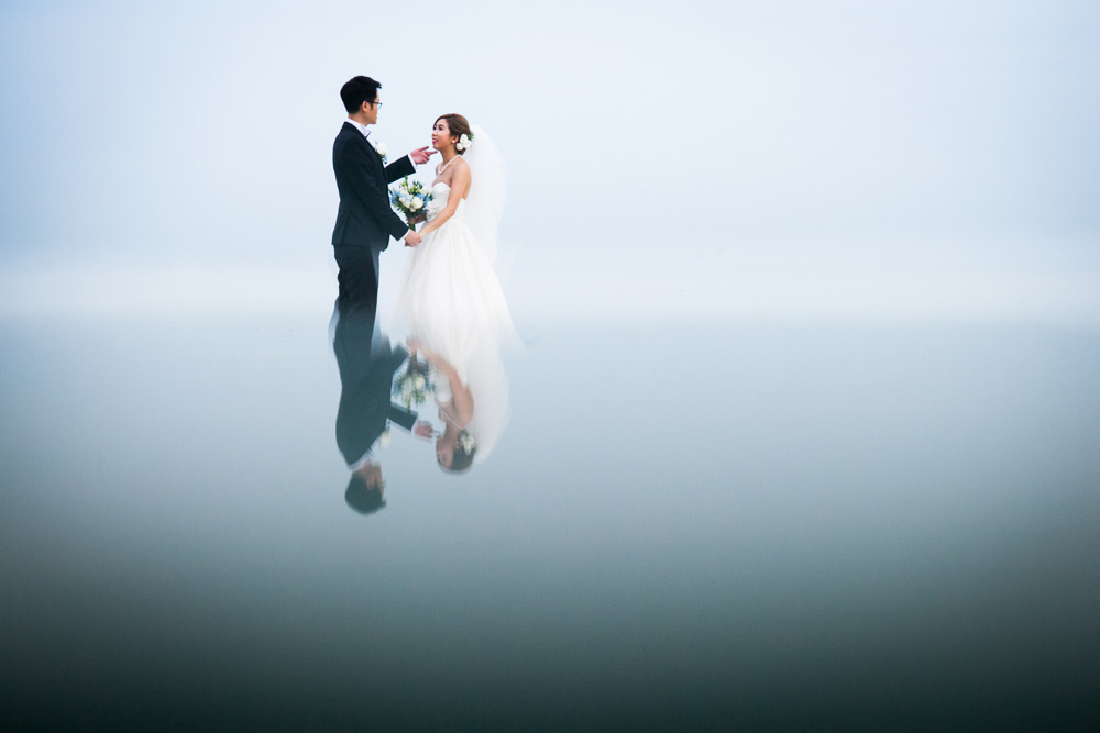 Charlotte & Weijern's Samui beach wedding