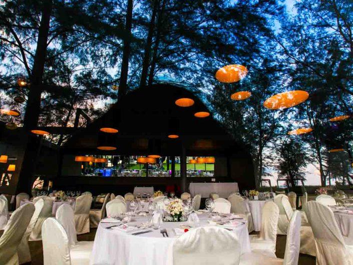 Zoe and Bryan beach wedding in Phuket Thailand