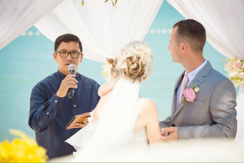 Samui Master of Ceremony