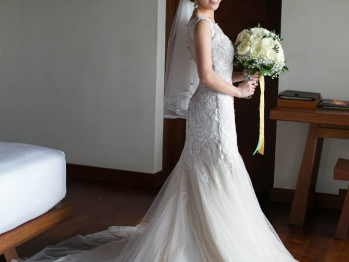 Gao Shen and Sue Faye 's review for Phuket wedding photographer