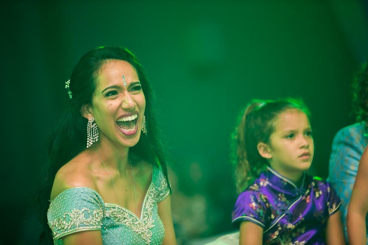 Sangeet night for Jessica and Kris Indian wedding in Phuket Thailand