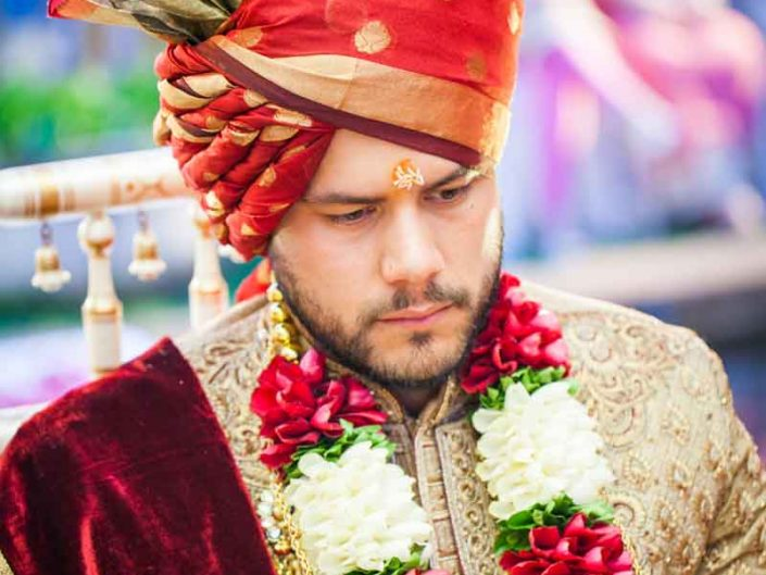 Hindu ceremony for Jessica and Kris Indian wedding in Phuket Thailand