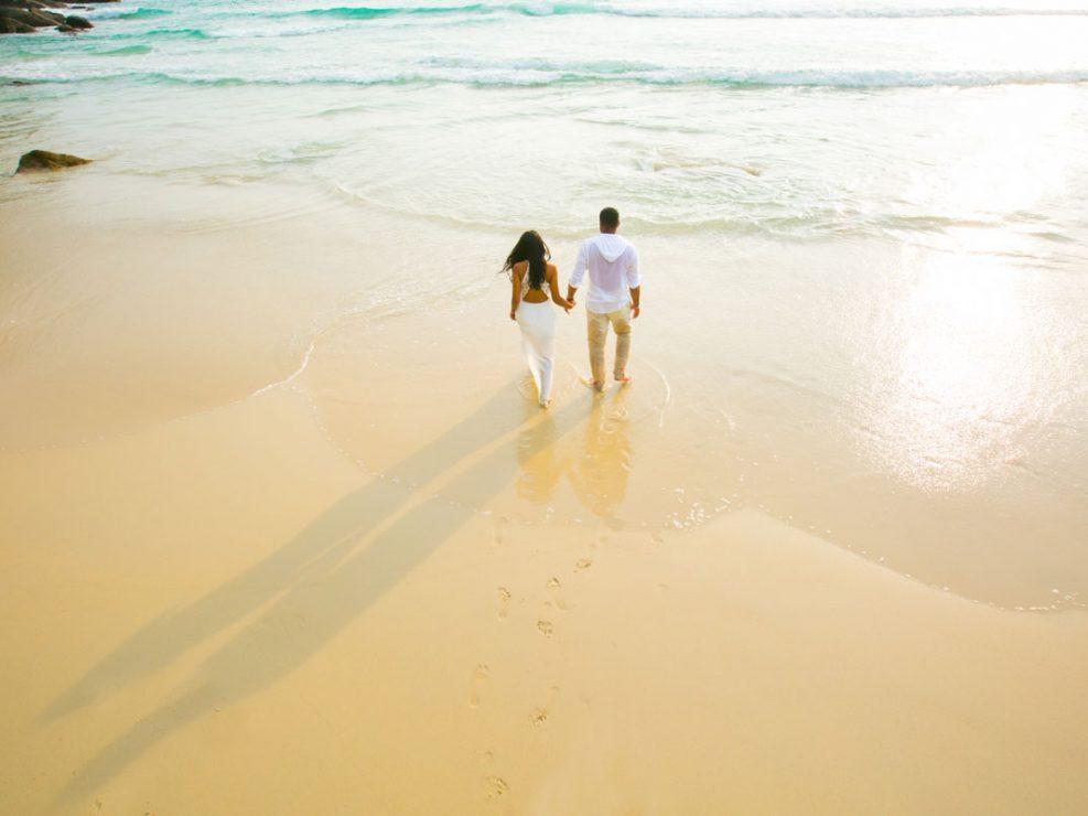 Pre wedding photography for nice couple from Dubai Amar with Amann at Phuket Thailand