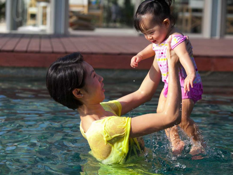 Natalia family photo session in Phuket Thailand