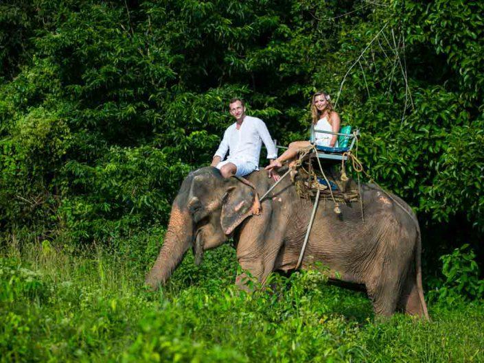 Honeymoon in Khao Lak Thailand