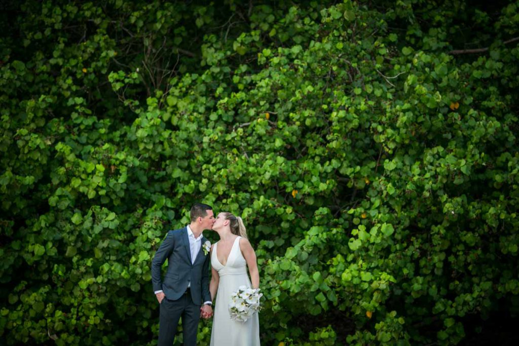 Julie and Maxime wedding photography at Koh Lanta Krabi Thailand.
