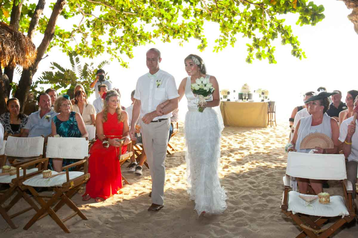 Wedding in Rayavadee Krabi Thailand