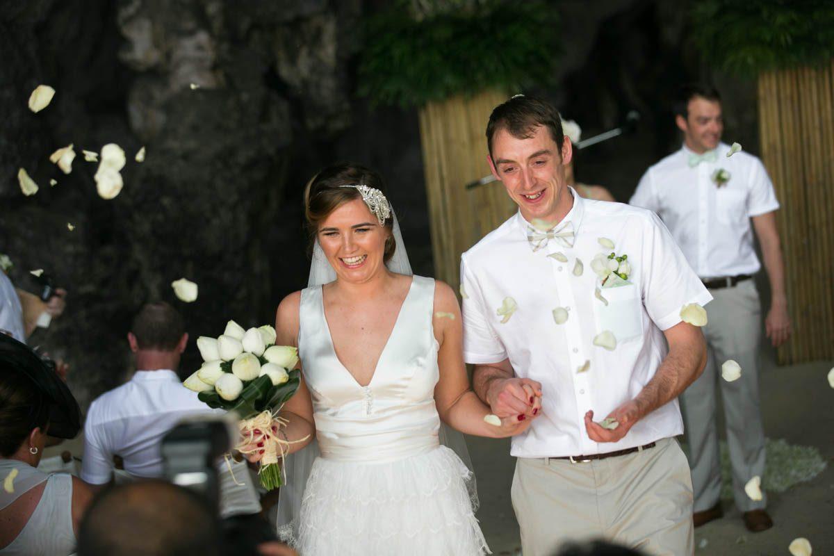 Krabi Beach Wedding Photography